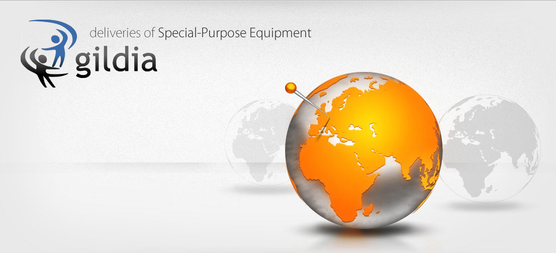 Gildia - deliveries of Special-Purpose Equipment